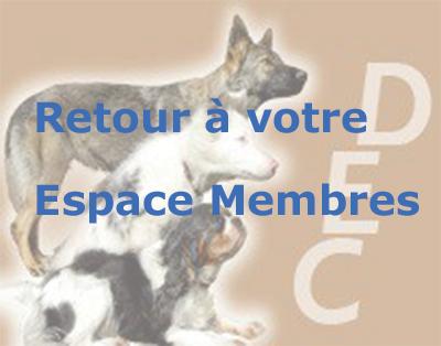 retour espace membres dauphine education canine le passage nord isere